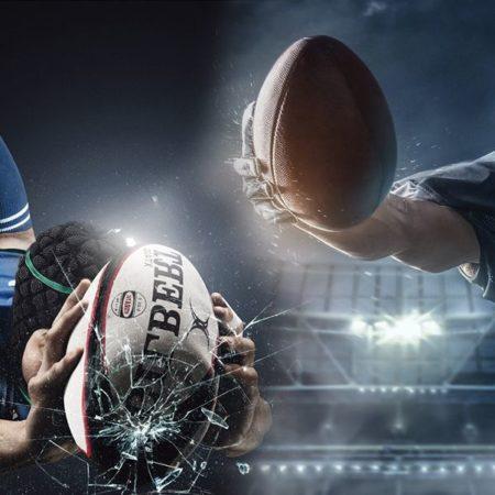 Отличие регби от американского футбола